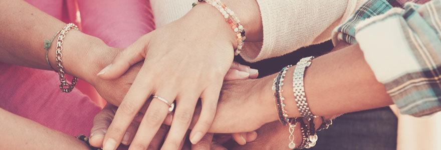 Opter pour un bracelet personnalisé